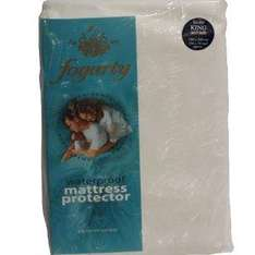 Fogarty King size Waterproof  Mattress Protector @  Brooklyn Trading £1.99 + £2.95 delivery