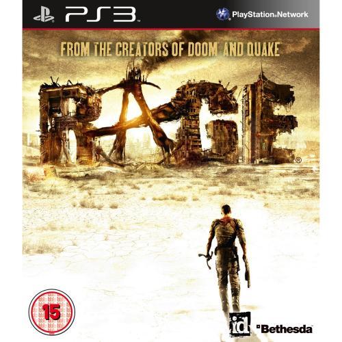 RAGE PS3 & XBOX 360 £13.21 Tesco Ent Price matched @ Amazon