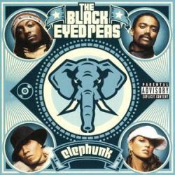 CD- ELEPHUNK- The Black Eyed Peas- Bee.com £0.99