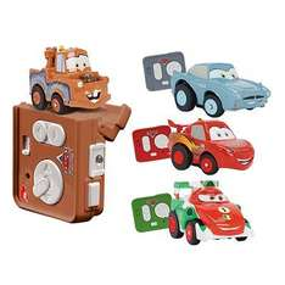 Disney Pixar Cars 2 Micro Remote Controlled Cars @ Argos and John Lewis
