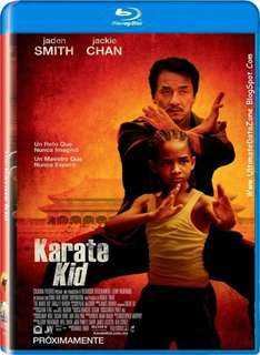 The Karate Kid (2010) (Blu-ray) - £3.85 delivered @ Shopto