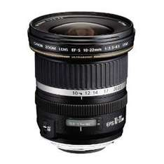 Canon EF-S 10-22mm f/3.5-4.5 USM Lens £505.99 delivered @ OneStopDigital