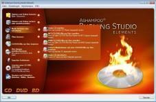 Free Ashampoo Burning Studio Elements 10