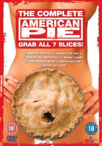 American Pie 1-7 - The Complete Collection DVD £13.95 @ Zavvi