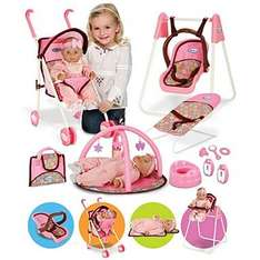 graco deluxe doll playset Was £49.99 Now £19.99 delivered @ Debenhams