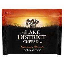 Lake District Cheese 400g BOGOF £3.99  Possible £4.36 for 1kg @ Tesco