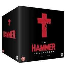 The Ultimate Hammer Collection (21 Disc Box Set) [DVD]  NOW £26.69 DELIVERED @ AMAZON