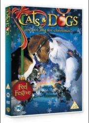 Cats & Dogs Festive Edition DVD only £1.49 delivered at Bee.com