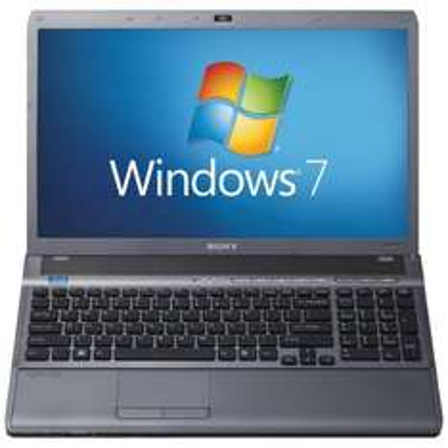 "Sony VPCF13M8EB VAIO 16.4"" Notebook (Intel Core i7-740QM Processor,1.73GHz,4GB RAM,500GB HDD,Blu-ray & DVD SuperMulti,Windows 7 Home Premium) Black  £540 @ Bestbuy"