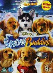 Disney's Snow Buddies (DVD) for £1.99 Delivered @ Bee.com