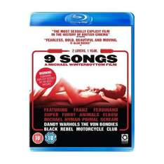9 Songs on Blu Ray @ Play delivered £5.59