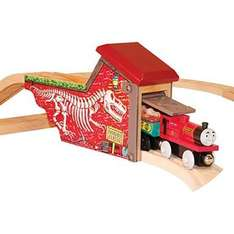 Thomas and Friends Wooden Thomas and Rheneas Dino Set £19.99 Delivered @ Debenhams + Cashback