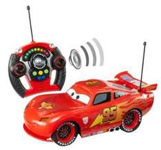 Lightning McQueen Remote control car scale 1:12 £29.75 @ Debenhams using code PD6P