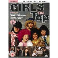 Girls On Top - The Complete Series DVD (2 Disc) = £3.00 @ HMV