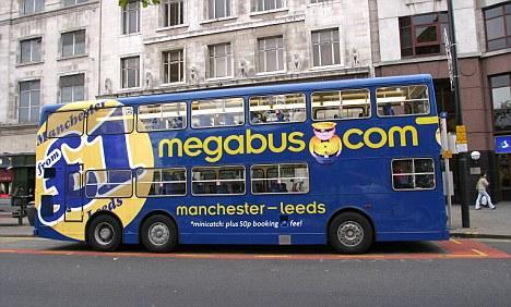 megabus sale return travel from £0.50p possible