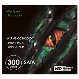WD 300GB Velociraptor Hard Drive - £97.48 + 3.99 Delivery - Best Buy
