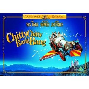 Chitty Chitty Bang Bang Collector's Edition Box Set [DVD]  £6.35 via Good4Books @ Amazon