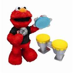 Let's Rock Elmo Toy - Now £34.99 Delivered @ Play.com