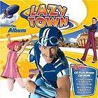 LAZYTOWN CD (+ DVD) The Album - £1.50 Delivered @ Tesco / eBay Outlet