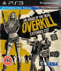 PS3 - House of The Dead Overkill Extended CUT - 13.99 - Game & Co