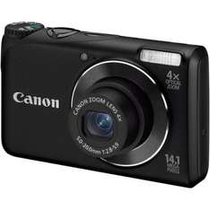 NEW CANON A2200 Powershot 14MP 4X OPTICAL ZOOM Black £59.00 delivered at Comet eBay