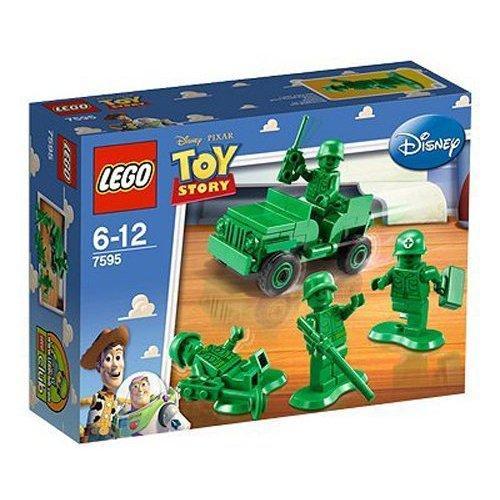 Lego 7595 Toy Story Army Men on Patrol £5.74 @Amazon