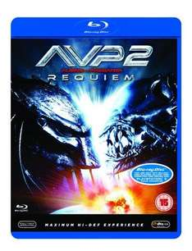 Aliens Vs Predator - Requiem Blu-ray AVP2 - £2.99 @ Thats Entertainment