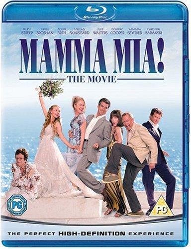 Mamma Mia - Blu Ray - £2.99 @ Thats Entertainment