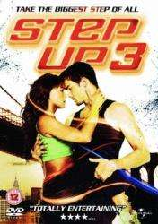 Step Up 3 (DVD) for £2.99 @ Bee.com