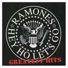 Ramones - Greatest Hits for 2,69£ @ play (use code)