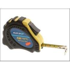 Blue Spot 5m Easy Read Magnetic Tape Measure only £2.50 delivered @ Amazon.co.uk
