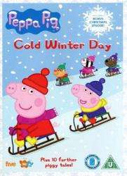 Peppa Pig - Cold Winter Day - £3.25 delivered @ Bee.com