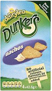 Dairylea Dunkers - 4 packs £1 at Asda