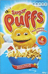 Sugar Puffs (450g) £1 @ Asda