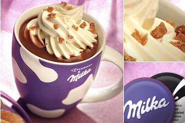INSTORE TESCO TASSIMO MILKA & TWININGS TEA £1.62 £1.94