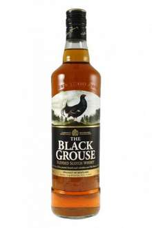 Free Miniature Black Grouse Blended Scotch Whisky