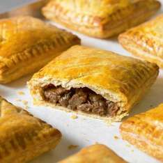 Free steak bake or chicken bake when you buy today's Daily Express newspaper @ Greggs
