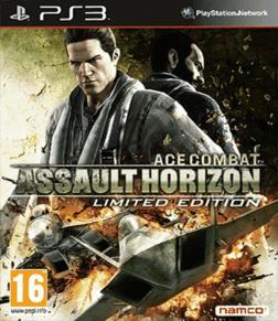 Ace Combat: Assault Horizon LE - PS3/360 £16.99 @ Gamestation