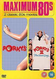 Porky's/Porky's 2 - The Next Day @ Tesco entertainment for £6.47