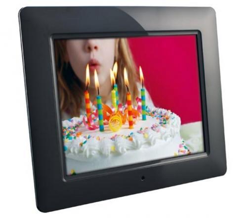 8 inch Logik Digital Photo Frame (800x600 res) £25.19 delivered @ Currys