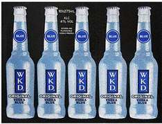 WKD Original Vodka Blue (10 x 275ml) £7 at Asda