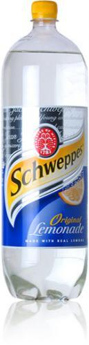 Schweppes Lemonade 2L X2 £1.50 @ Sainsburys