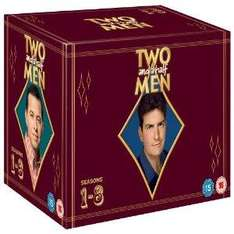 Two And A Half Men: Complete Seasons 1 - 8 Box Set (28 Discs) - £40.97 Delivered @ Tesco Ent & Amazon
