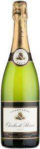Champagne £52.50 a case  ( £8.75 bottle) delivered from Tesco Wine