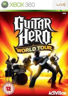 Guitar Hero World Tour (pre-owned) xbox360 £2.99 delivered @ Thatsentertainment.co.uk
