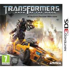 Transformers: Dark Of The Moon - Stealth Force Edition (3DS) PLAY.COM - £16.99
