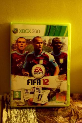 Free Aston Villa Fifa 12 alternative downloadable cover @ Ea Games