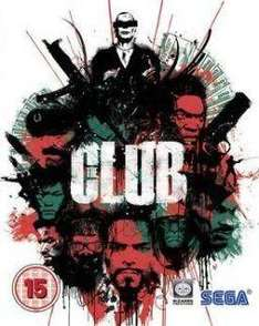 The Club for PS3  £3.99 @ GAME
