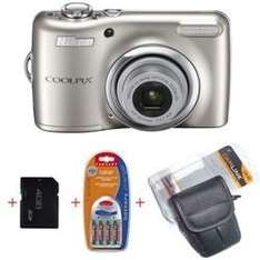Nikon Coolpix L23 10MP Digital Camera with FREE SD Card and Case an VMA750E6/KIT £54.97 @ ebay buyitdirectdiscounts