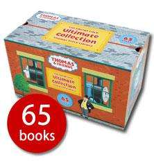 Thomas Story Library Collection - 65 Books (Paperback) - £27 delivered @ the book people + 3.09% TCB!!!